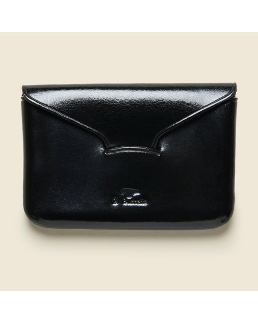 Il Bussetto | Business Card Holder - Black for Men | Lyst