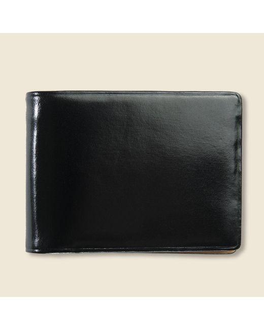 Il Bussetto - Small Bi-fold Wallet - Black for Men - Lyst