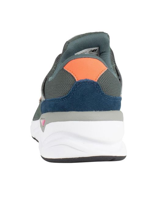 New Balance X 90 Suede Trainers for Men Save 13% Lyst