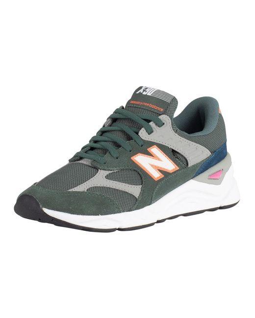 Men's X 90 Suede Sneakers