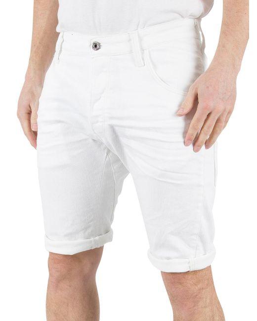 G-Star RAW - Multicolor Raw Denim Arc 3d 1/2 Denim Shorts for Men - Lyst