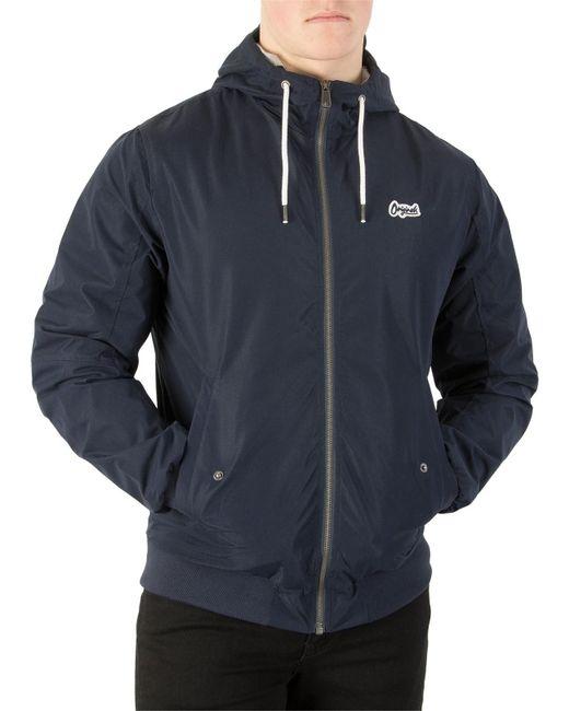 Jack & Jones - Blue Total Eclipse New Harlow Jacket for Men - Lyst