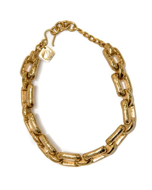 Ashley Pittman   Metallic Bila Necklace   Lyst
