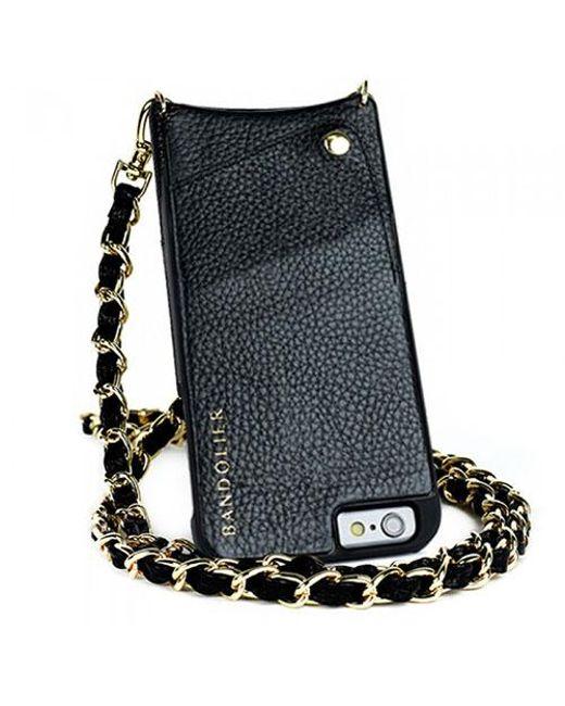 Bandolier | Black Libby Iphone 7 Crossbody | Lyst