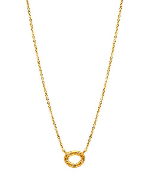 Yossi Harari | Metallic Melissa Open Link Necklace | Lyst