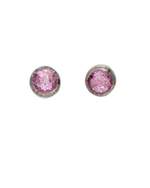 Yossi Harari - Multicolor Sapphire Cascade Stud Earrings - Lyst