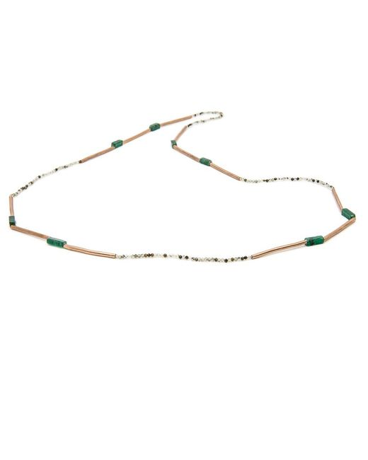Julie Cohn | Multicolor Mini Mari Long Necklace | Lyst