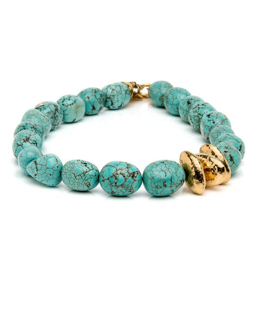 Ashley Pittman - Multicolor Yai Turquoise Necklace - Lyst