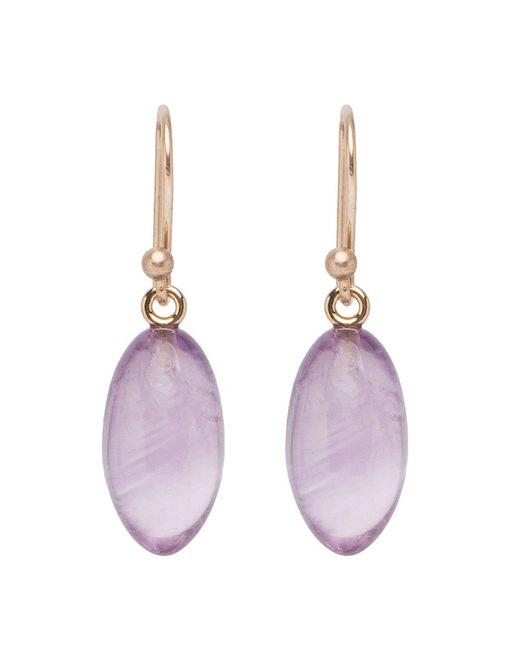 Ted Muehling - Multicolor Amethyst Berry Earrings - Lyst