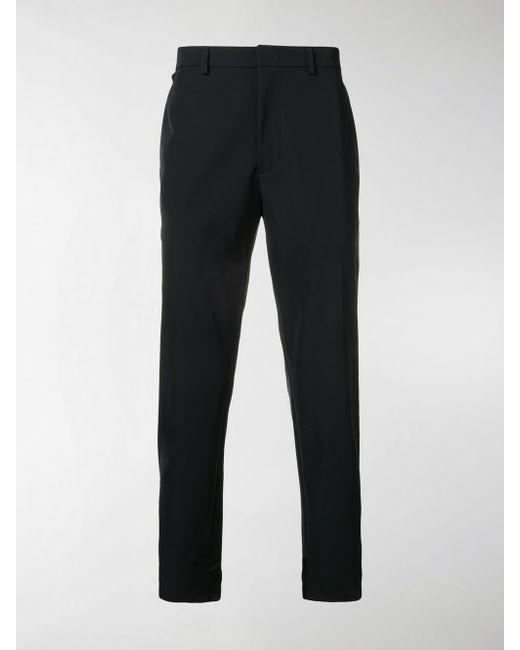 Prada Black Slim-fit Trousers for men