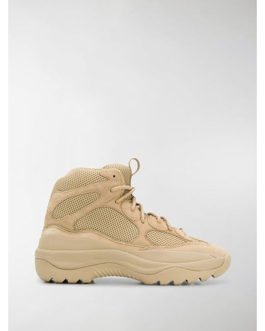 cad8e3a345f Lyst - Yeezy Desert Boot Taupe in Natural for Men - Save 77%