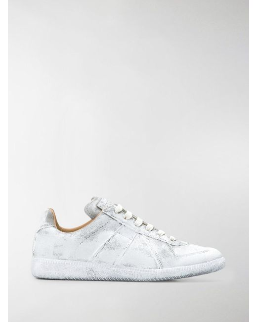 Maison Margiela - White Replica Sneakers for Men - Lyst