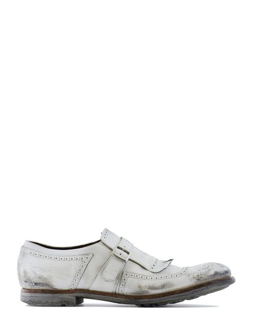 Church's | Gray Shangai Country Calf & Glace for Men | Lyst
