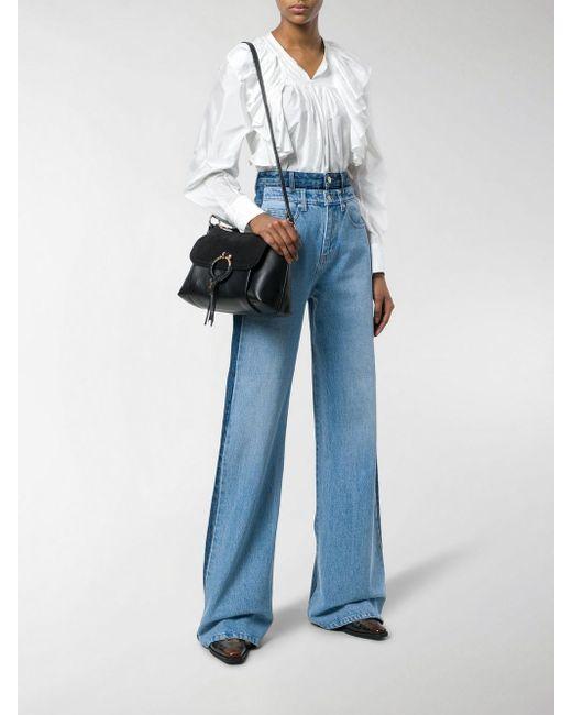 See By Chloé Black Small Joan Cross-body Bag