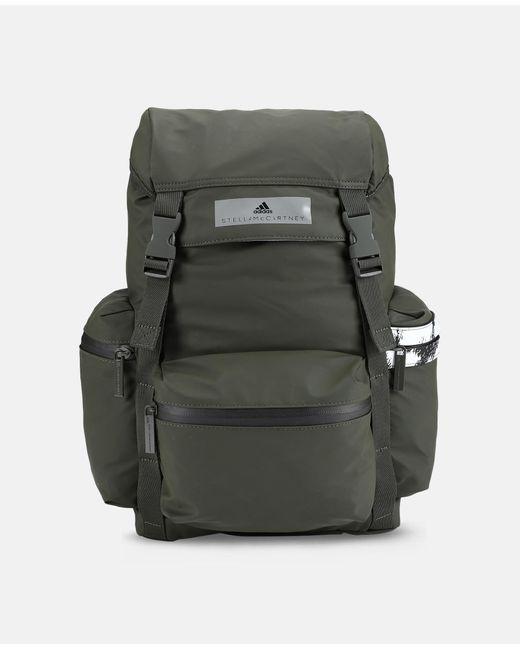 Adidas By Stella McCartney Dark Green Backpack