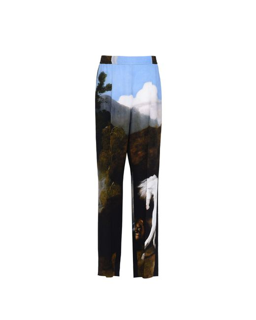 Stella McCartney | Black Stubbs Cicely Trousers | Lyst