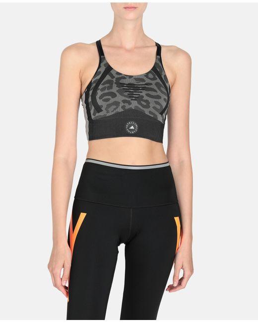 Adidas By Stella McCartney Adidas ブラ Black