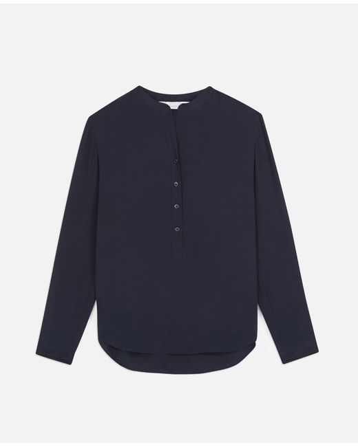 Stella McCartney Blue Ink Eva Shirt