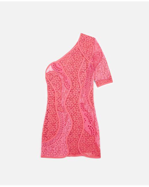 Robe courte Daniela Stella McCartney en coloris Pink