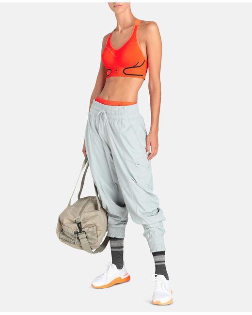 Adidas By Stella McCartney Truepace ランニング ブラ Orange