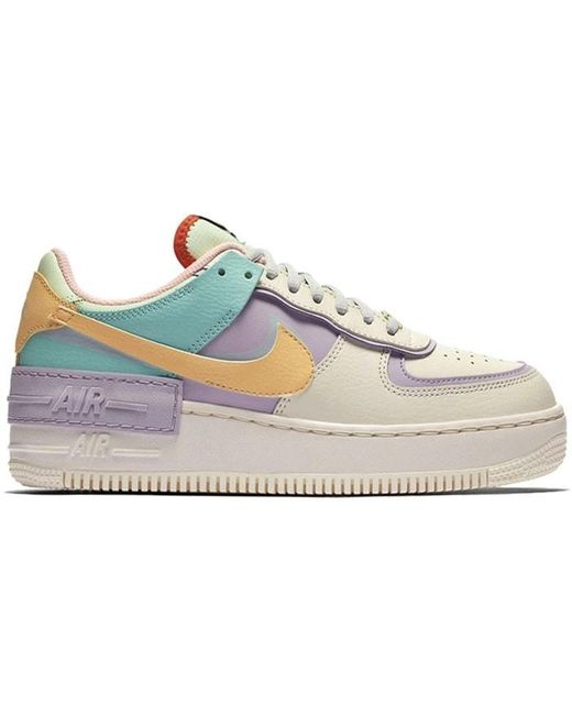 Nike White Air Force 1 Shadow Pale Ivory (w)