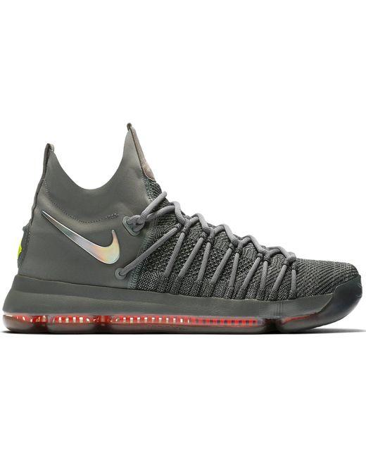 Nike Gray Kd 9 Elite Time To Shine for men