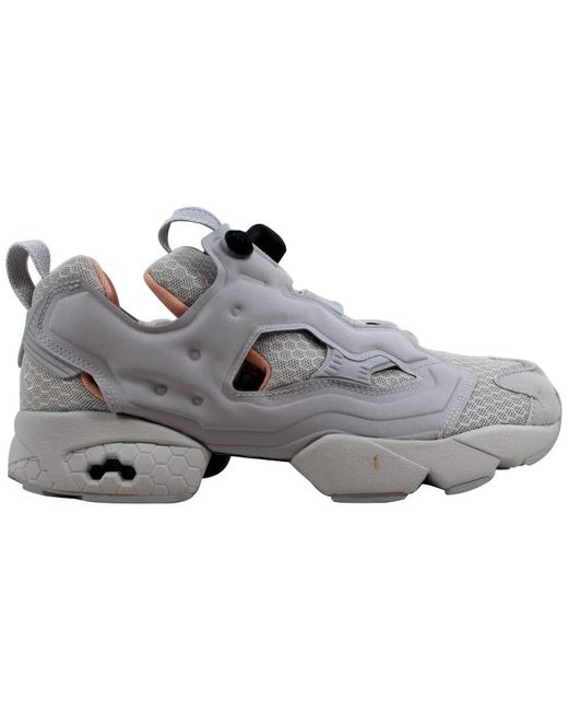 00b74ba2 Reebok Instapump Fury Clshx Steel/desert Stone-white in Gray for Men ...