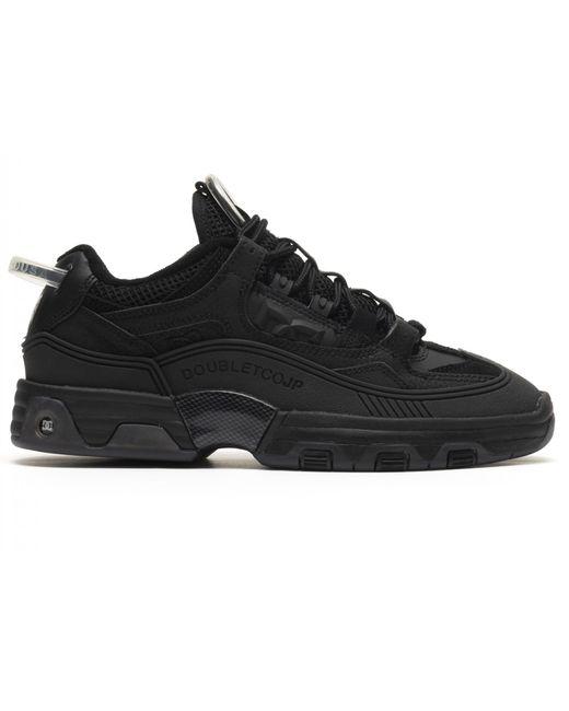 メンズ DC Shoes Dc Hybrid Doublet Triple Black