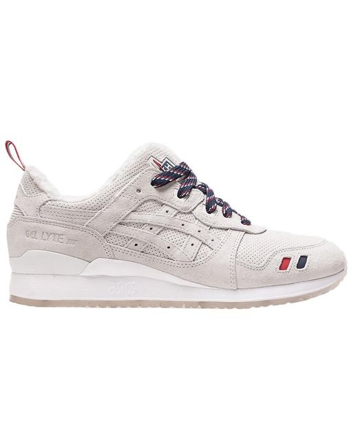 the best attitude 56308 8d75b Men's Gel-lyte Iii Kith X Moncler Cream
