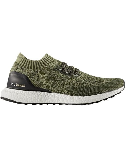 san francisco 45ad3 97be6 Men's Green Ultra Boost Uncaged Tech Earth