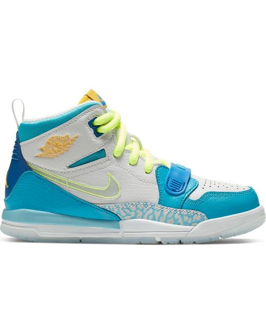 Nike Legacy 312 Fly (ps) Blue