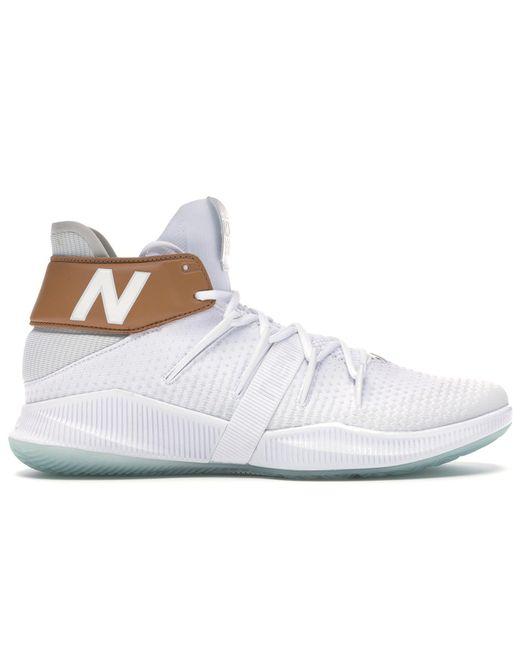 New Balance Omn1s White Gold for men