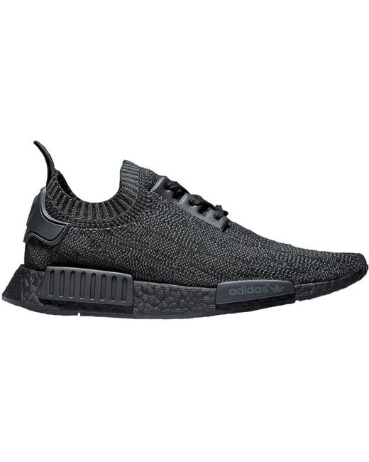 timeless design b7cf4 14f37 Men's Nmd R1 Friends And Family Pitch Black
