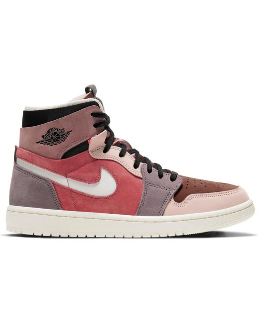 Nike Multicolor 1 High Zoom Air Cmft Canyon Rust (w)