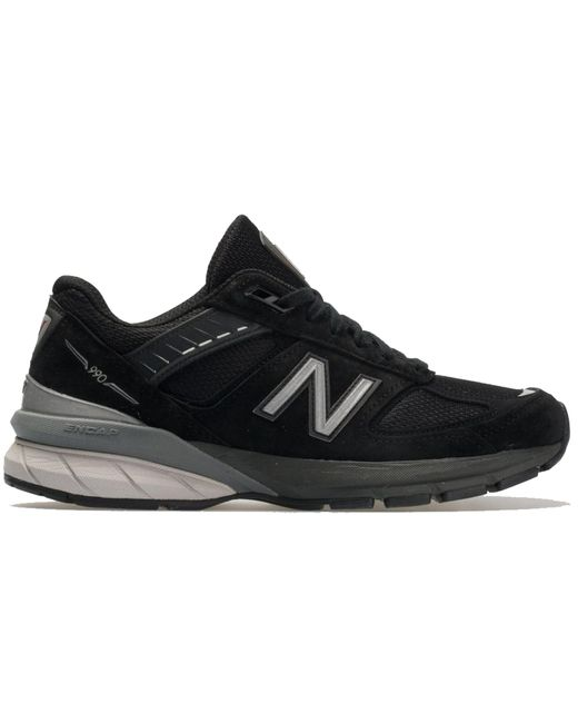 New Balance 990 V5 Black (w)