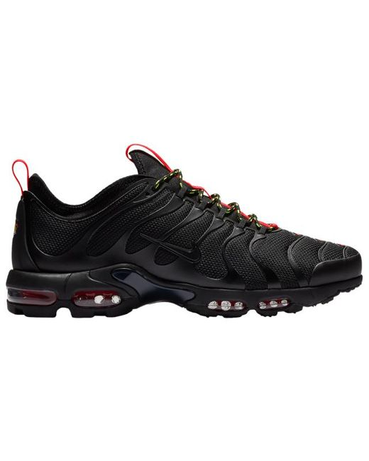 new style 9df1d 0e8dd Nike Air Max Plus Tn Ultra Black University Red Volt for men