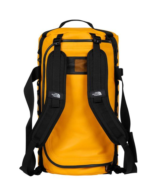 North Face Leather Base Camp Duffel