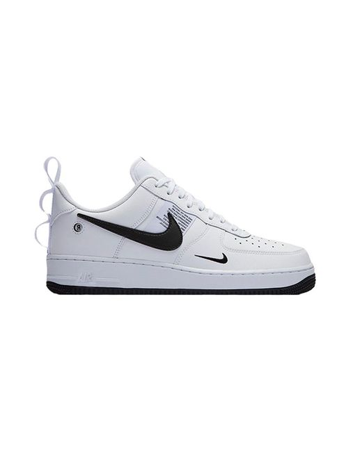 Nike Air Force 1 Low Utility White Black for men