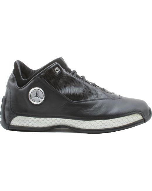 Nike 18 Og Low Black Silver Chrome for men