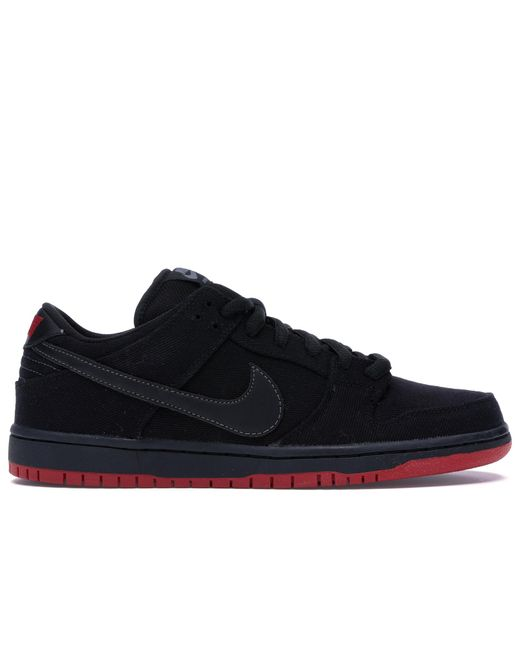 Nike Dunk Sb Low Levis Black Denim for men