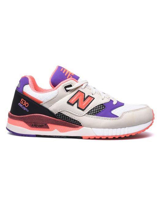 New Balance Gray 530 West Nyc Project 530 for men