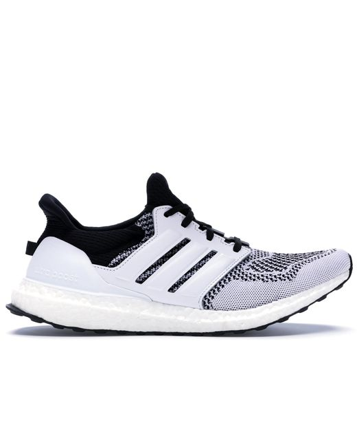 Adidas Black Ultra Boost 1.0 Sns Tee Time for men