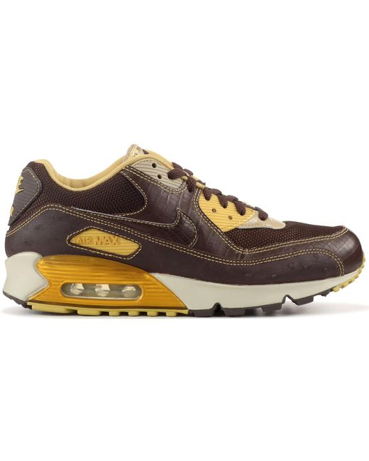 Nike Brown Air Max 90 Deluxe Huf for men