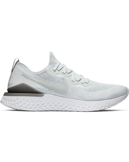 Nike Multicolor Epic React Flyknit 2 Running Shoes for men