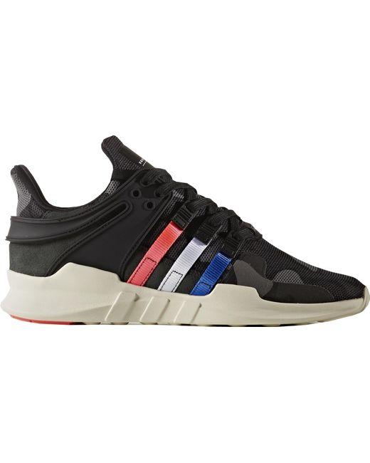 Adidas Multicolor Eqt Support Adv Tri Color Stripes Camo for men
