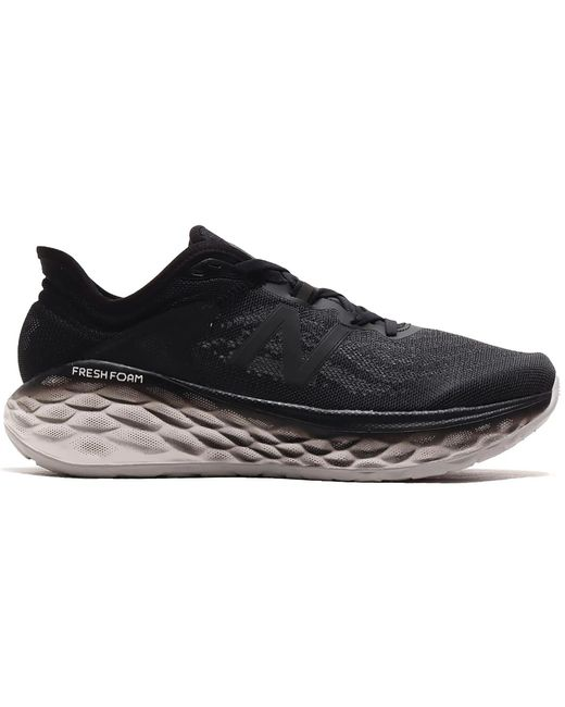 New Balance Fresh Foam More V2 Black Magnet for men