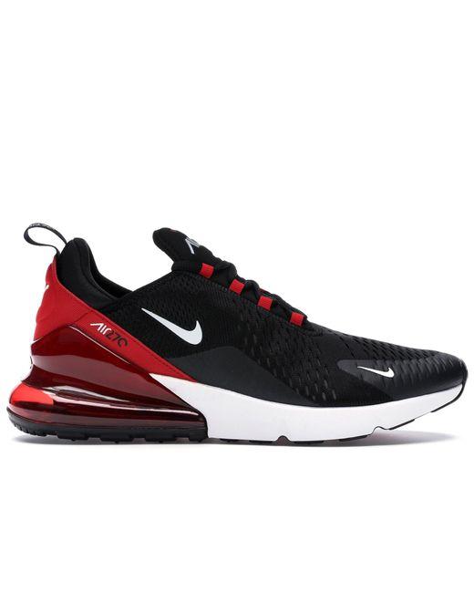 メンズ Nike Air Max 270 Black
