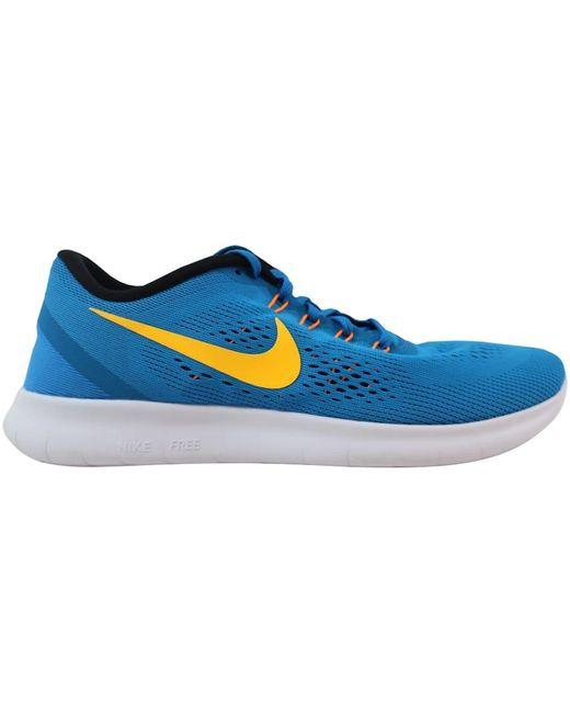 Nike Blue Free Rn for men