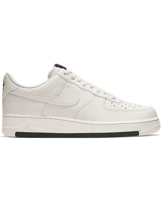 Nike White Air Force 1 '07 1 Sail for men