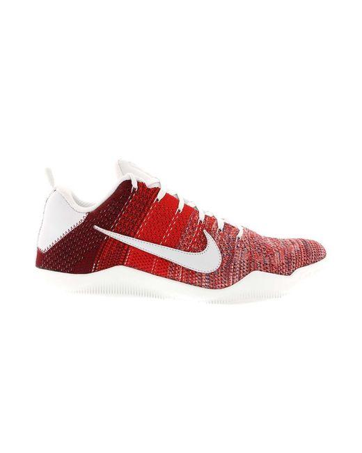 Nike Kobe 11 Elite Low 4kb Red Horse for men